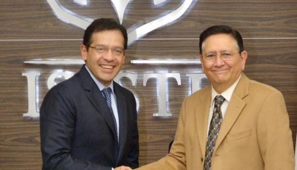 Firman convenio el ISSSTE y SEGALMEX para ofrecer  productos mexicanos en 71 tiendas de SUPERISSSTE