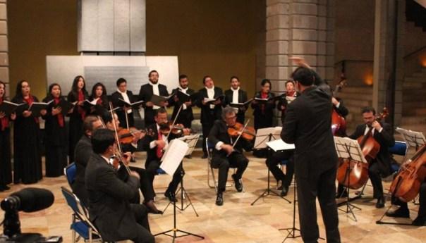 Concierto barroco navideño de Arcángelo Corelli