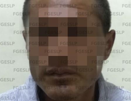 En SLP fue detenido por la fiscalía un hombre por presunto robo domiciliario