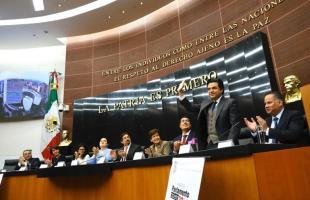 Mediante subcontratación ilegal empresas evaden más de 21 mil millones de pesos anuales: Zoé Robledo