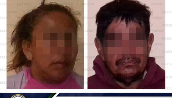 Logra FGE prisión preventiva para pareja por probable robo de infante