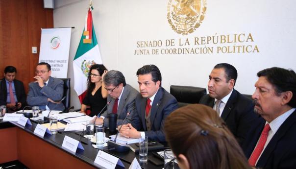 Es hora de poner manos a la obra por la protección de los derechos de las y los trabajadores: Zoé Robledo