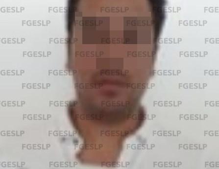Por presunta tentativa de Feminicidio FGE capturó a un hombre en SLP