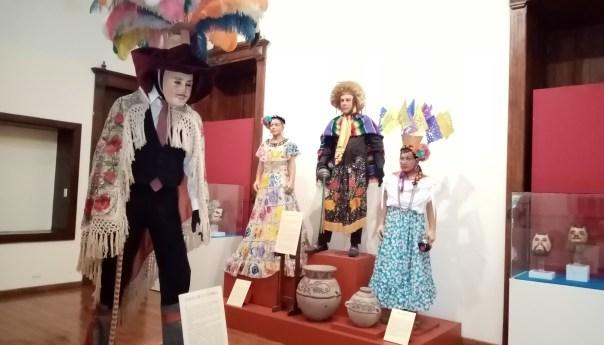 De lo profano a lo sagrado. Danzas tradicionales de México
