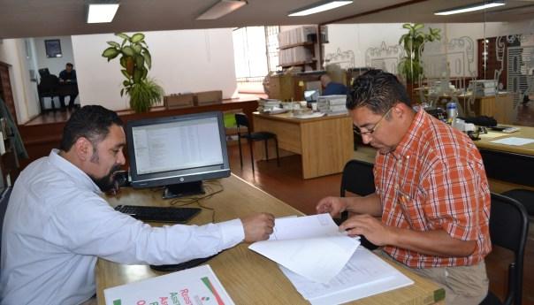 Oficialía mayor avanza en la actualización de manuales de organización y procedimientos