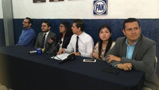 Denuncia violencia política, cabildo panista en SLP