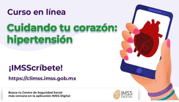 Lanza Seguro Social la plataforma CLIMSS, cursos en línea para derechohabientes y población en general