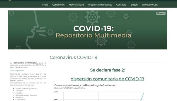 Por la contingencia del COVID-19, crea IMSS repositorio multimedia para capacitación del personal de salud