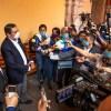 UASLP institución fortalecida con sus procesos democráticos coinciden rector y rector electo