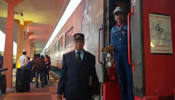 Convocatorias del Museo del Ferrocarril
