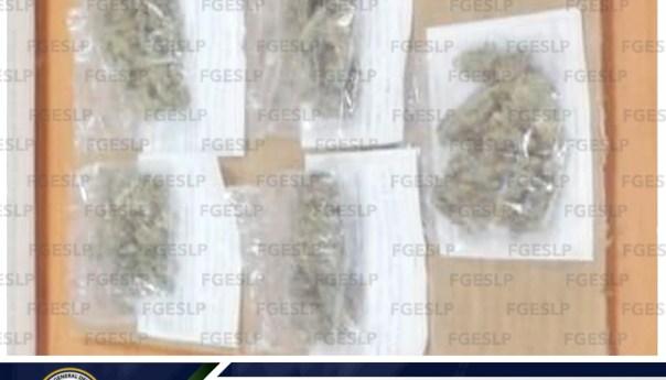 PDI detuvo a menor de edad en posesión de marihuana en San Vicente