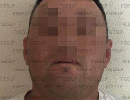 Captura fiscalía a joven por probable homicidio en el sauzalito de SLP