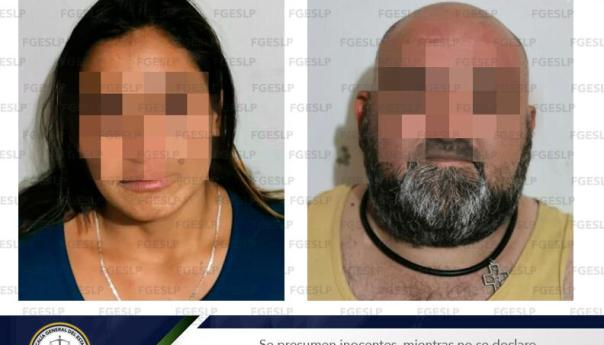 Unidad contra trata de personas de FGE obtiene prisión preventiva para pareja