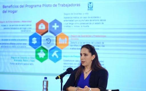 Personas trabajadoras del hogar e independientes afiliadas al IMSS han solicitado 3 mil 346 Créditos Solidarios a la Palabra