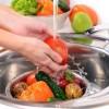 IMSS recomienda desinfección de frutas y verduras para un buen manejo de alimentos