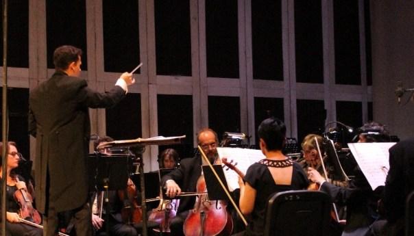 """Bajo la dirección de Arturo Rodríguez, la OSSLP interpreta la Sinfonía """"Titán"""", de Mahler, en sus conciertos de fin de semana por tv abierta"""