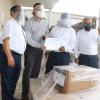 Agradece la secretaría de salud los apoyos voluntarios que ha recibido para hacer frente a la pandemia por el covid-19
