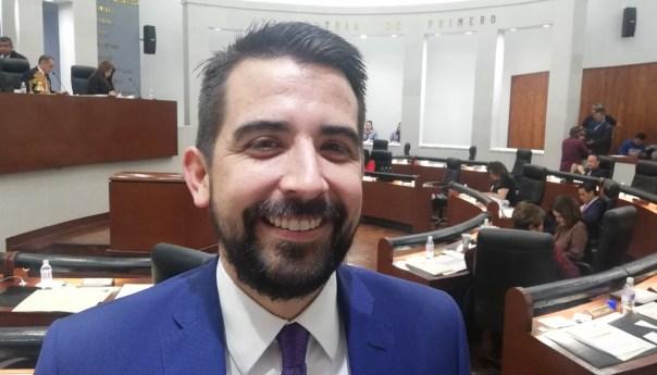 Sin pies ni cabeza, Fiscalía Anticorrupción: Rubén Guajardo Barrera, presidente de la Comisión de Justicia del Congreso del Estado