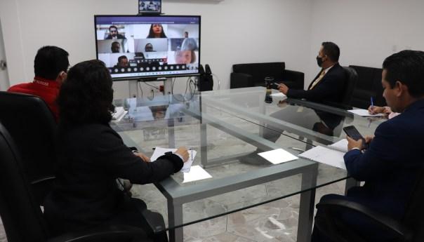 Fiscalía de DDHH participó en encuentro nacional en materia de trata de personas