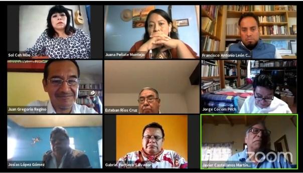 Comunicado INALI no. 48. Contribuyen escritores indígenas a reivindicar su lengua y la literatura, coinciden ganadores del PLIA