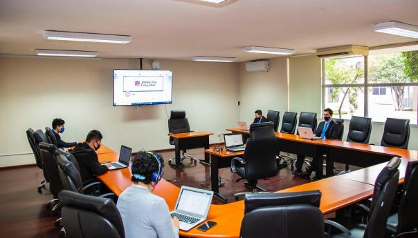 Gran experiencia adquirieron alumnos de la Facultad de Contaduría y Administración de la UASLP al participar en el Maratón de Ética organizado por el Instituto Mexicano de Contadores Públicos