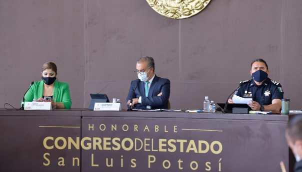 Se trabaja con autoridades de los tres niveles de gobierno a favor de la seguridad: pineda Arteaga