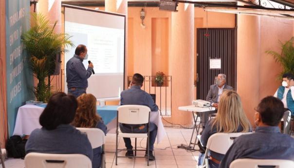Nueva Alianza San Luis Potosí presenta su plan de trabajo de cara al proceso electoral 2021