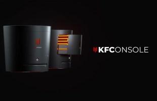 No era broma KFC planea sacar al mercado una consola de videojuegos