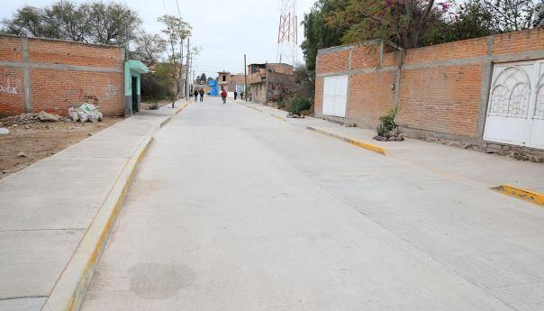 Ayuntamiento de San Luis Potosí abate rezago histórico de infraestructura en la tercera grande