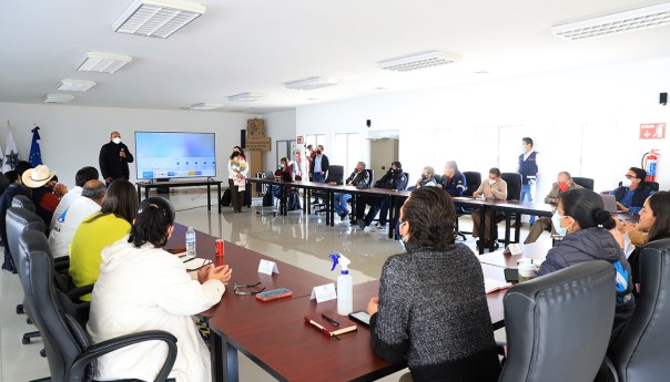 Comité municipal covid reforzará estrategias contra el coronavirus