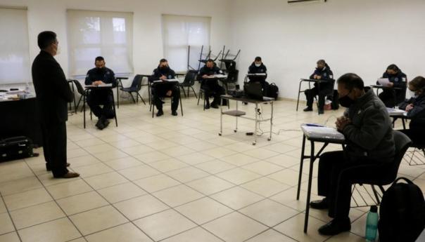 DGSPM fortalece formación integral de seguridad ciudadana