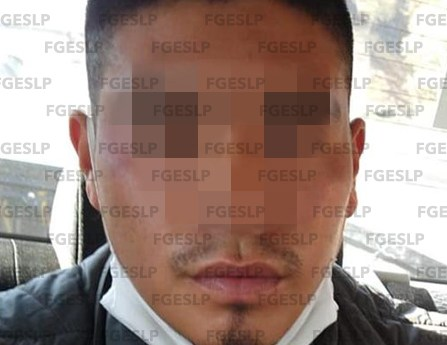 FGE captura a hombre por probable homicidio en xilitla