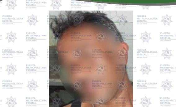 Dos sujetos fueron detenidos por portación de armas prohibidas