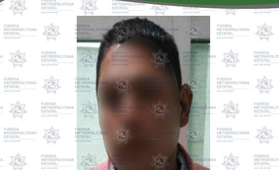 Policías de la UEAVG detienen a presunto por violencia familiar