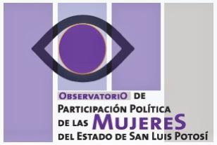 Observatorio de participación política de las mujeres lanzan campaña para combatir violencia política de género