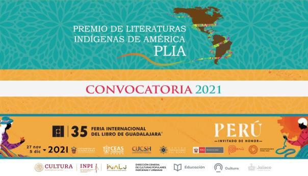 Se lanza la convocatoria de la novena edición del premio de literaturas indígenas de américa 2021