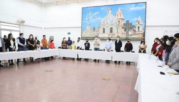 Fortalece gobierno municipal acciones en favor de la niñez potosina