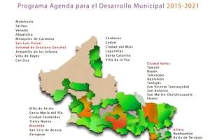 SLP consolida modelo de guía para el desempeño municipal
