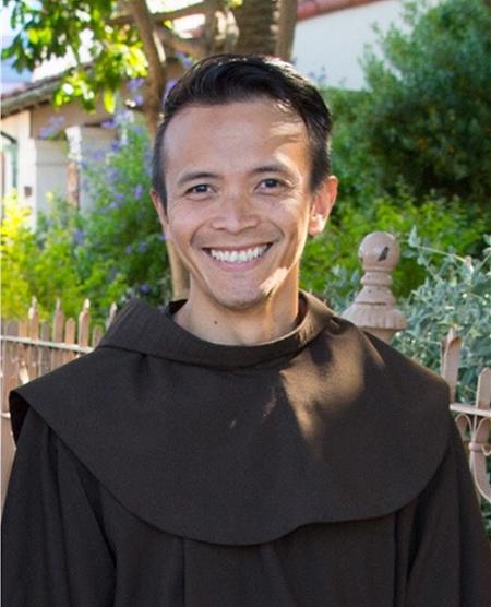 Rev. Sam Nasada, OFM : Associate Pastor