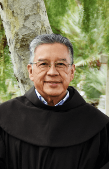Rev. Oscar Mendez, OFM : Pastor
