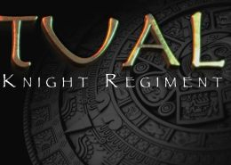 "Knight Regiment is proud to present their 2018 program – ""Ritual"""
