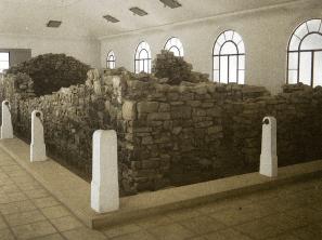 Nº27: Ruinas de la Casa Natal de San Martín. Yapeyú. Corrientes.
