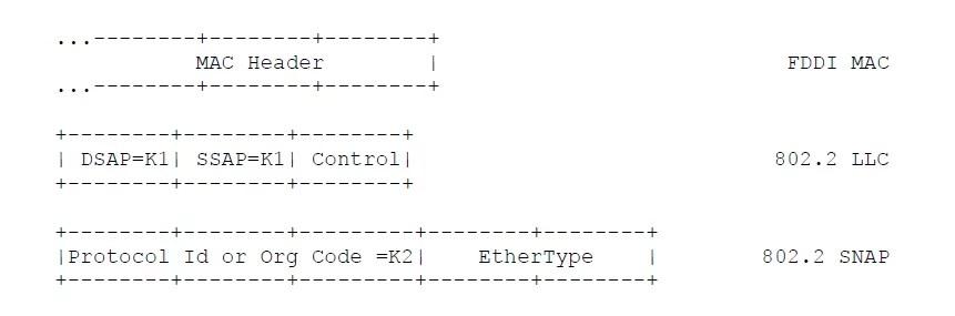 packet frame format