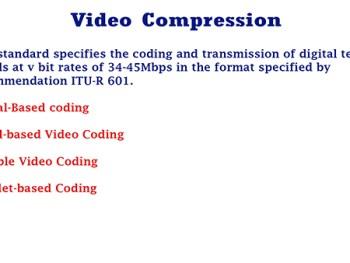 Video Compression – Part 03