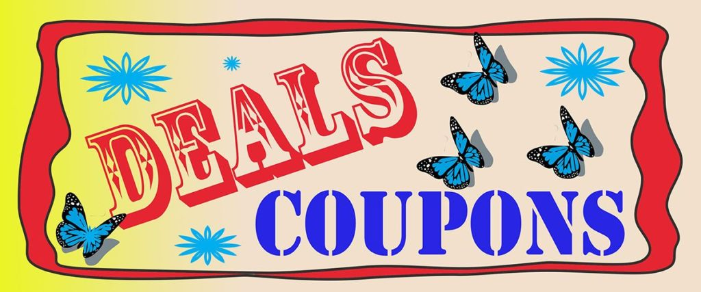 Coupons / Deals
