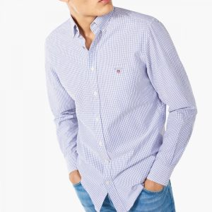 Double-Face Broadcloth Shirt