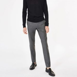 GANT Diamond G Tailored Pinstriped Pants