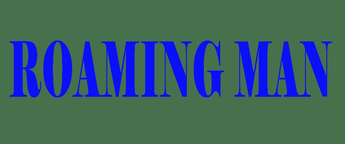 Deals / Coupons Roaming Man