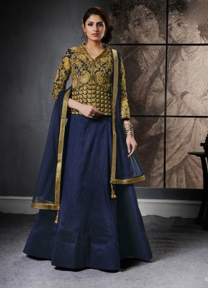 Astonishing Blue Shade Designer Lehenga Choli