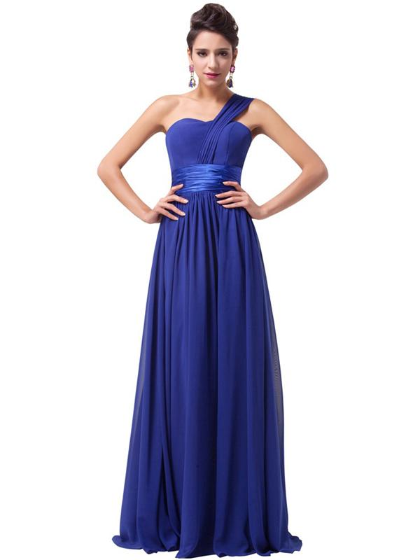 LaceShe Women's Multi-color Open Back Bridesmaid Dress
